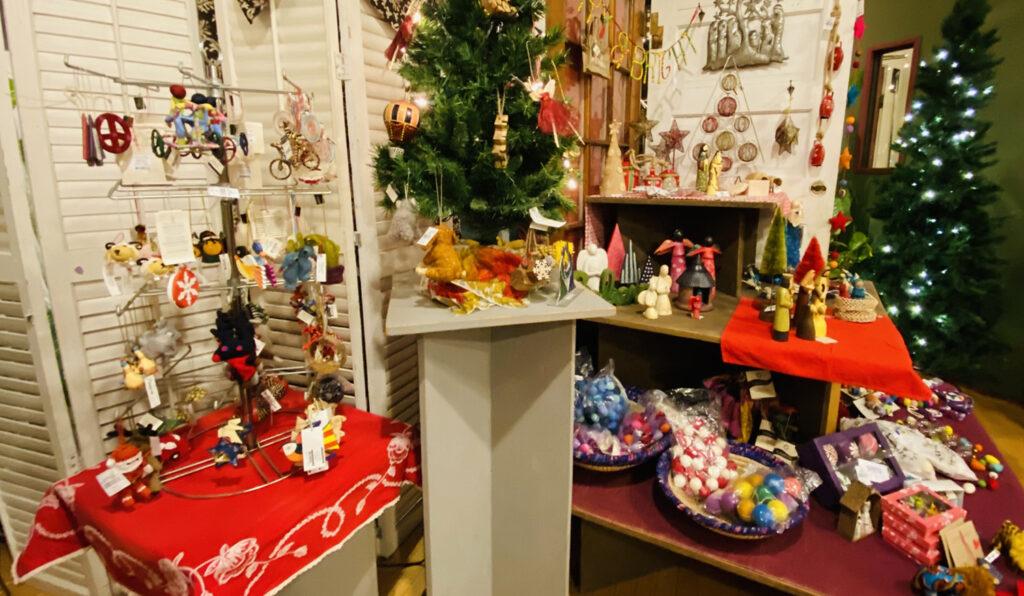 Christmas at World Fare