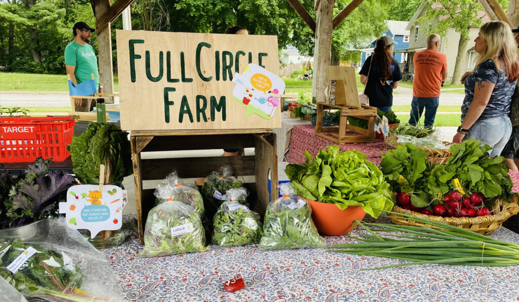 Huss Project Farmer's Market